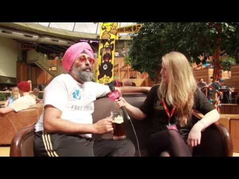 A Chat with Hardeep Singh Kohli: Big Mouth Strikes Again