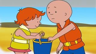 Caillou en Español - Las Zanahorias Desaparecidas   Dibujos Animados Capítulos Completos