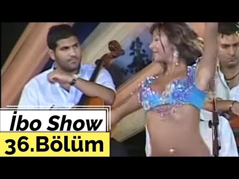 İbo Show 36. Bölüm Kıvırcık Ali Aysu Baceoğlu Azer Bülbül 2006