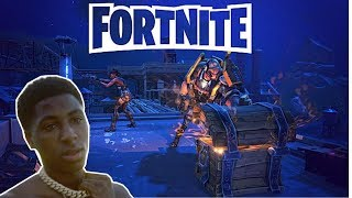 NBA Youngboy - No Mentions (Official Fortnite Video)