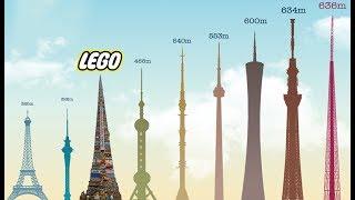 Top 10 Biggest Lego Constructions Ever