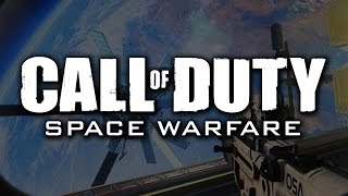 Call Of Duty Space Warfare - COD 2016