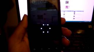 SAO-Phone HUD