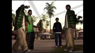 GTA San'Andreas Type Instrumental ((Flight Dreams Productions))