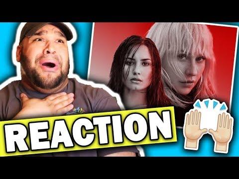 Christina Aguilera ft. Demi Lovato - Fall In Line [REACTION] mp3