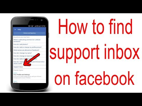 Xxx Mp4 How To Find Support Inbox On Facebook 3gp Sex