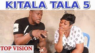 KITALA TALA Ep 5 Theatre Congolais  Sylla,Ebakata,Daddy,Makambo,Ada,Cocquette,Masuaku