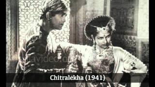 Chitralekha1941, Hindi film