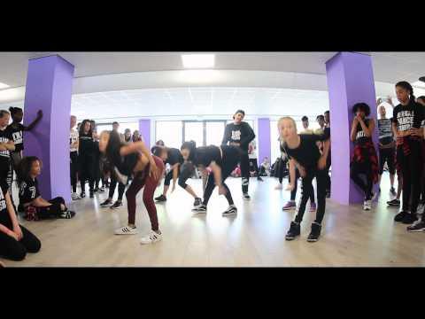 Sanne Bothee - I'M A DANCER COOLCAT WORKSHOPS 2015