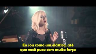Madilyn Bailey & KHS  -  Elastic Heart  (Legendado)