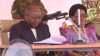 Kabaka Mutebi calls for empowering women to prevent domestic violence
