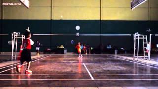 RAYYAN VS ALFA - PELITA CLUB CIANJUR