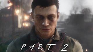 BATTLEFIELD 1 Walkthrough Gameplay Part 2 - Horse (BF1 Campaign)