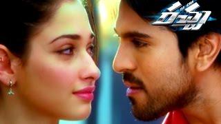 Racha Movie || Ram Charan, Tamannaah Love Scenes || Ram Charan, Tamannaah