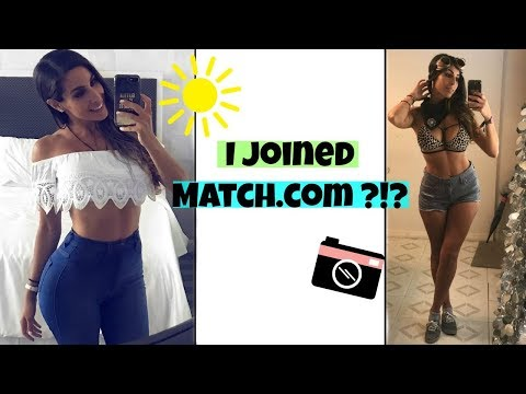 I joined Match.com!! | Match Stories