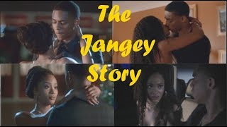 The Jordan & Tangey Story from Famous in Love
