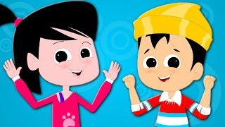 Open Shut Them   Nursery Rhymes Song For kids   Songs For Babies   Baby Rhyme For Children