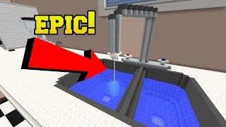 Minecraft: SINK SECRETS!!! - Crack The Case - Custom Map [3]