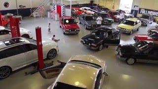 A incrível coleção de carros nacionais do FAC FCC 2016