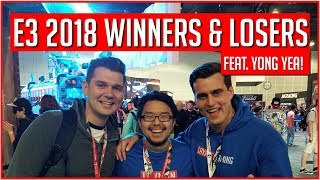 The Laymen & Yong Yea Give Their Verdict On E3's Biggest Winners & Losers!