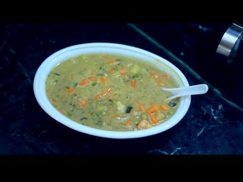 Vegetable Stew Kerala Style Video Recipe