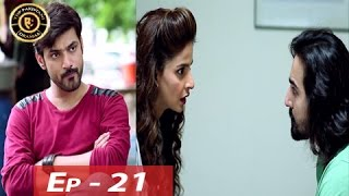 Besharam Episode - 21 - ARY Digital Top Pakistani Dramas