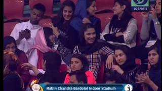 Pakistan Vs Afghanistan Volleyball Match 2016 South Asian Games India