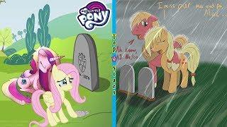 Sad My Little Pony ✅ Mlp Sad Crying!   Top Stars