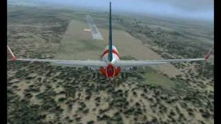 Mangalore Air Crash Simulation IX-812