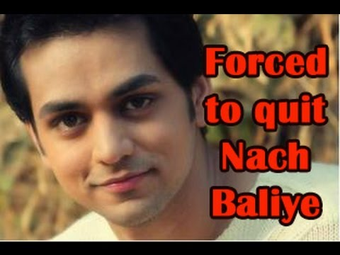 Shakti Arora forced to quit 'Nach Baliye' - TOI