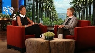 Robin Roberts Discusses Her Girlfriend