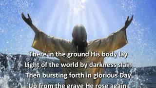 In Christ Alone - Travis Cottrel