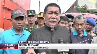 Deddy Mizwar Protes Proyek Reklamasi Jakarta
