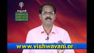 Studies on Book of Ruth - Vishwavani TV Program
