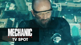 "Mechanic: Resurrection (2016 Movie - Jason Statham) Official TV Spot – ""Higher Level"""