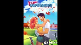 Choices: Stories You Play - The Sophomore Book 1 Chapter 2