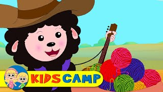 Baa Baa Black Sheep and Many More Kids Songs | Nursery Rhymes Collection 60 minutes by KidsCamp