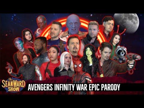 Xxx Mp4 AVENGERS INFINITY WAR Epic Parody Movie The Sean Ward Show 3gp Sex
