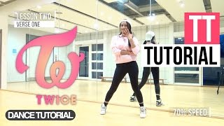 [Mirrored] TWICE (트와이스) - TT (티티) | FULL Dance Tutorial