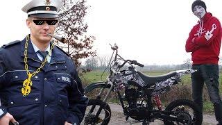 Pit Bike Folierung (first Drive)