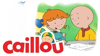 Caillou - Caillou and the Big Slide  (S04E05) | Cartoon for Kids