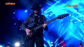 System Of A Down no Rock in Rio Brasil 2015 HD - Toxicity! (feat. Chino moreno / Deftones!!!)