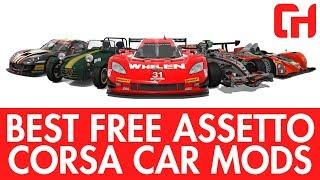 Best Free Assetto Corsa Car Mods (2018) + Downloads