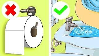 10 أشياء تفعلها يومياً و لكن بشكل خاطئ .. !!