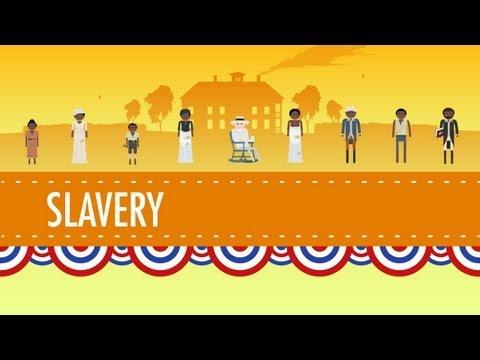Slavery Crash Course US History 13