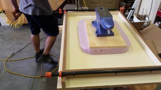 How to build an outdoor sink and concrete countertop - Part 1