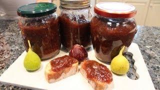 Fig Marmalade Recipe - OrsaraRecipes