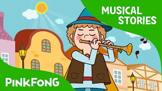 The Piped Piper of Hamelin | Fairy Tales | Musical | PINKFONG Story Time for Children