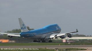 Last Flight of First Officer Henk od  Linden @ B747