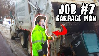 I Had 11 JOBS Before Becoming A Youtuber...